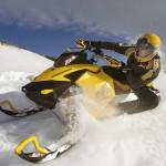 23 февраля в Нефтеюганске состоялся I этап личного Чемпионата ХМАО-Югры по снегоходному кроссу