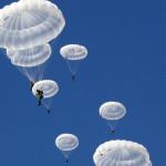Прыжки с парашютом в г. Нефтеюганске 9-10 февраля.