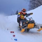 23 марта в Мегионе состоялся III этап Личного Чемпионата Ханты-Мансийского округа-Югры по снегоходному кроссу.