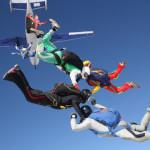 30-31 марта на базе нового аэропорта г. Нефтеюганска прошел Чемпионат Ханты-Мансийского автономного округа – Югры по парашютному спорту (точность приземления).