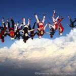 24-26 мая в г. Ялуторовске прошел Открытый Чемпионат Тюменской области по парашютному спорту – точность приземления на Кубок А. Ефремова.