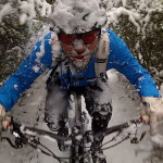 """в Сургуте прошел V этап Чемпионата Югры по горному велосипеду в дисциплине """"Олимпийский кросс-кантри: XCO""""."""