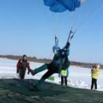 В Нефтеюганске прошел Открытый Чемпионат Ханты-Мансийского автономного округа – Югры по парашютному спорту посвященный 25- летию вывода советских войск из Афганистана (точность приземления).
