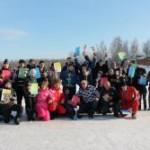2 марта в Пойковском прошел Чемпионат Западной Сибири по зимнему картингу V этап, посвященный 25-летию вывода советских войск из Афганистана.