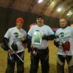 В Сургуте завершился 21 этап Уральской конференции по спортивному пейнтболу
