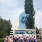 По следам «Олимпийских игр»…Приднестровье (фото).