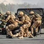 Фотоотчет с Региональной военно-спортивной игры «ШТУРМ».