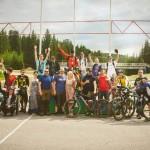 Итоги I этапа чемпионата округа по горному велосипеду подвели в Ханты-Мансийске