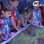Воспитанники пришкольных лагерей отправились в путешествие на красную планету