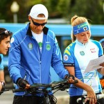 Накануне в Ханты-Мансийске состоялась еженедельная встреча велосипедистов.