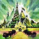 9-10 октября  в Ханты-Мансийске пройдет Окружной фестиваль «Изумрудный город»