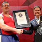 В Ханты-Мансийске установлен новый мировой Рекорд Гиннесса