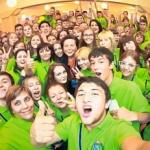 В Пыть-Яхе состоялся Слет волонтеров Югры 2014