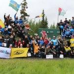 Пыть-Яхе прошел Туристический слет в рамках Фестиваля работающей молодежи «Стимул»