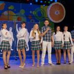 6 октября в г. Нягань в рамках ежегодного открытого окружного фестиваля работающей молодежи «Стимул» прошел фестиваль КВН