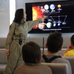 В Интеракториуме Нефтеюганска с экспедицией на Марсе уже побывали более 1,5 тысячи школьников