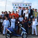 31 августа в Нефтеюганске на базе АУ «Центр технических видов спорта» (новый Аэропорт) прошла Мультиспортивная гонка (II этап Туристического слета)