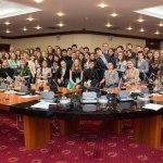 В Ханты-Мансийске подвели итоги второго окружного проекта «УДАР» — Учеба для актива региона.