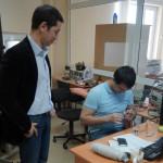 Председатель совета молодых ученых Югры: «Нужно работать – будет результат»
