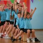 Школьники Нефтеюганского района за здоровый образ жизни