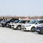 Автомобилистки Нефтеюганска поборются за звание Королевы дорог