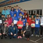 В Нефтеюганске завершились соревнования по пожарно-прикладному спорту