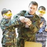 Югорчанам предлагают пойти в армию с папами