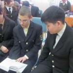 Школьники Нефтеюганска перечитали Чехова