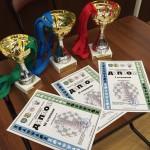В столице Югры определены победители турнира по шахматам «Белая ладья»