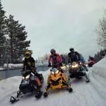 Кубок чемпиона по трофи-ориентированию на снегоходах отправился в Ханты-Мансийск