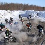 В Пыть-Яхе встретятся участники II этапа Зимнего Кубка Югры по мотокроссу