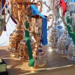 Сургутские спортсмены стали чемпионами Югры по прыжкам с парашютом