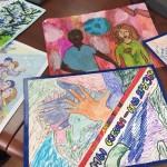 В Югре пройдет конкурс рисунков «Мы соседи – мы друзья»