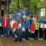 Нефтеюганские спортсмены стали чемпионами Югры по пожарно-прикладному спорту