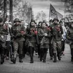 Победный Велопарад на улицах Ханты-Мансийска: стань участником вело-батальона