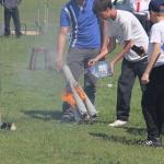 В Урае прошли окружные соревнования по авиамодельному спорту
