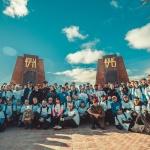 «Помнить и сохранять – наш долг»: победные велопарады в Югре собрали более 350 участников