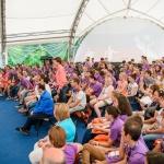 Для участников форума Уральской молодежи «Утро-2015»