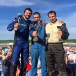 Победителями первого этапа Югорского дрифт фестиваля стали сургутяне