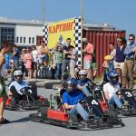 В Ханты-Мансийске в соревнованиях по картингу приняли участие 40 спортсменов