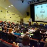 Молодежь Югры прибыла в столицу округа на образовательный форум