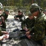 Лагерь с военно-спортивной сменой ждет югорских ребят