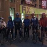 Экватор «Брестского проекта» велосипедисты встретили в Кирове