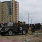«Штурм» развернет выставку военной техники в столице Югры