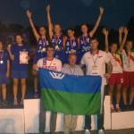Команда Югорчан из Нижневартовска приняла участие в «Президентских спортивных играх»