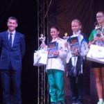Югорские школьники приняли участие в «Президентских состязаниях»