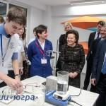 От тараканов-киборгов до покорения Вселенной. В Югре открылись первые в России детские технопарки «Кванториум»