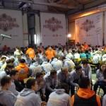 Молодые работники округа принимают участие во Всероссийском форуме рабочей молодежи