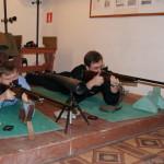 В Ханты-Мансийске состоялись окружные соревнования по пулевой стрельбе