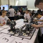 Югорские робототехники вернулись с фестиваля «Робофест-2016»